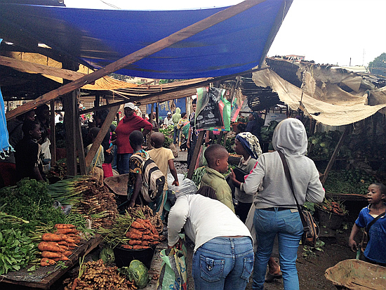Market in Bamenda final